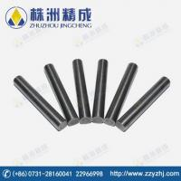 China Hot sale Zhuzhou top quality custom solid cemented carbide rod for sale,wolfram tungsten rod,solid metal rods for sale on sale