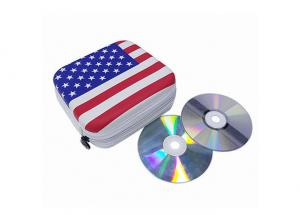 China CD Use Portable Hard Drive Storage Case With Plastic Secntio Inside on sale