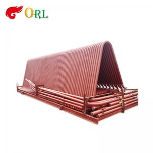 China power station boiler gas boiler waterwall panel ORL Power ASTM certification manufacturer on sale