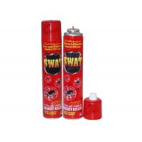 Disposable Fleas Insecticides Killer Spray / Liquid Shape Cockroach Pesticide