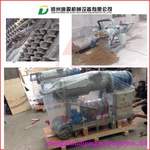 China Dairy Farm Waste Dewater Machine for fertilizer Making on sale on sale