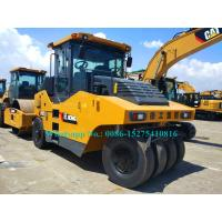 XCMG 30 Ton Hydraulic Road Roller Equipment Pneumatic Rubber Tire Type XP303K
