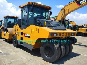 China XCMG 30 Ton Hydraulic Road Roller Equipment Pneumatic Rubber Tire Type XP303K on sale