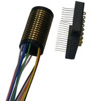 15 wires separate slip ring, economy solution to  UAV, camera , speed dome