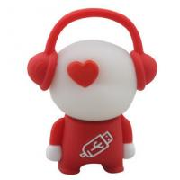 Novelty usb flash drives cartoon music boy shaped usb pen drive gifts avaliable