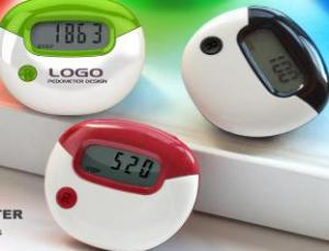 China DC1.5V AG-13 Personalized egg belt clip Calorie Counter Pedometer with CE, ROHS on sale