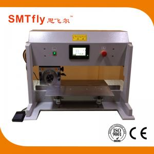 China Lcd Digital Display Pcb Cutting Machine With Safe Sensor Ensuring Safety on sale