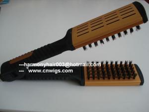 China hair straightening brush on sale