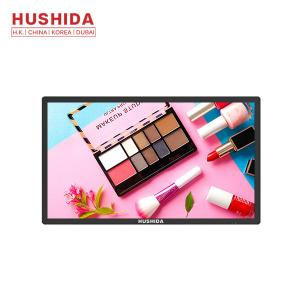 China 1920*1080P Wall Mounted Advertising Display 43'' LCD Timing Swithch Player Network Solution on sale
