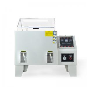 China PLC Touch Screen Salt Spray Corrosion Test Chamber on sale
