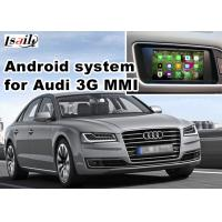 Audi A8 Multimedia Video Interface LVDS RGB Video port with joy stick