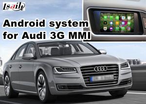 China Audi A8 Multimedia Video Interface LVDS RGB Video port with joy stick on sale