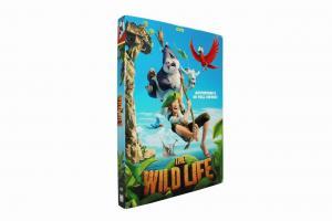 China Hot selling The Wild Life Children Cartoon Disney DVD Movies,new dvd,bluray on sale