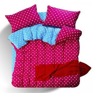 China 100% COTTON bedding sets 4pc bedclothes 100% Cotton Duvet/Comforter/Quilt Cover on sale
