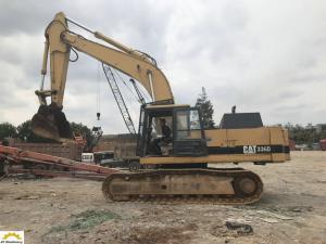 China Japan origin 30T Used Cat E300B original paint Caterpillar excavator with bucket size 1.2M3 on sale