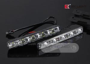 China 12V / 24V IP65 High Lumen LED DRL Kit LED DRL Fog Lights For Universal Cars on sale