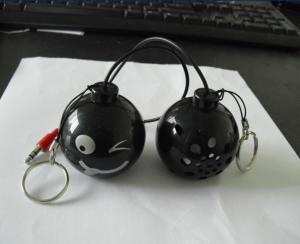China Bomb speaker, cellphone speaker,potable speaker,gift speaker on sale