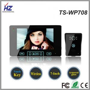 China 2014 new arrival Android and IOS mobile device wifi remote video door phone on sale