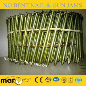 China 2.2*30mm coil nails for coil nailer gun on sale