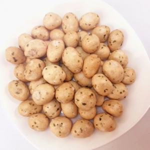 China Seaweed Peanuts Roasted Snacks Coated Peanut Snack With Kosher Halal on sale