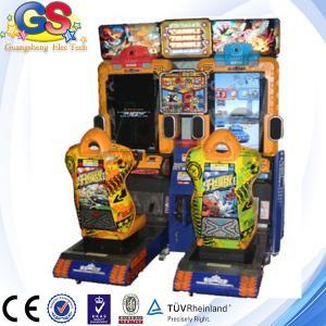 China 2014 3D 5D Simulator Video maximum tune simulator arcade racing car game machine sale on sale