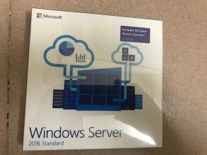 China Windows Server 2016 Retail Box 64 Bit on sale