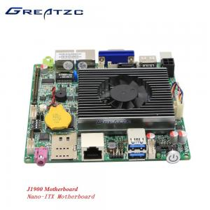 China J1900 Quad Core INTEL Bay Trail Motherboard Support Double Display on sale