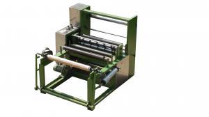 China Graphite Sheet Automatic Slitting Machine Non Woven Cutting Machine 50HZ 2.2kW 380V on sale