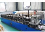 Double Light Keel Roll Forming Machine Working Speed 15 - 25 M / Min Stud And Track
