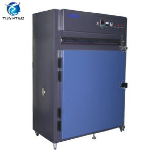 China AC 3 phase 380V 200C hot air circulating industrial drying oven on sale