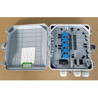8-12 ports Waterproof Outdoor ODF Fiber Optic Termination Box, IP65