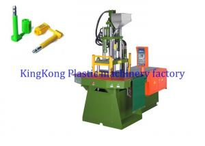 China High Efficiency Plastic Injection Molding Machine For Container Security Seals on sale