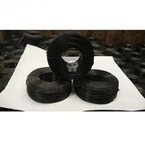 China 16.5ga, 3.5lbs Coil, Tie Wire ,Rebar Tie Wire, Black Tie Wire, Bar Tie Wire, Tying Wire, Loop Tie Wire, Binding Wire on sale