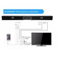 110W Bluetooth Speaker Bar 2.1 Channel With 3D Surround Sound System