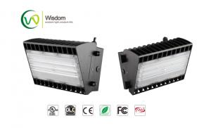 China Outside 150W External LED Wall Pack Lights / Led Wall Wash Lighting Fixtures on sale
