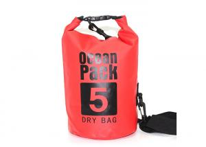 China 5L Size Small Dry Bag Small Dry Bag , Waterproof Storage Bags For Outdoor Sport on sale