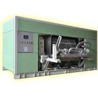 Rotating Paper Egg Tray / Egg Carton Making Machine , Pulp Moulding Machine