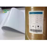 80g 90g C1s Art Paper / Glossy One Side Coated Art Paper For Printing