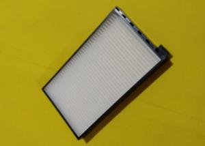 China Universal Excavator Aircon Filter Auto cabin air filter Large Contaminant Capacity Advanced Technology on sale