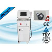 Non - Invasive Permanent 640 - 950 nm SHR Face Hair Remover Machine