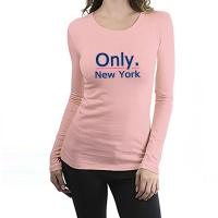 O Neck Cotton Women