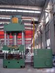 , máquina hidráulica de la prensa de 4 columnas 40Tons, prensa hidráulica de cuatro pilares