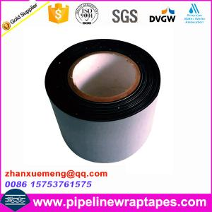 China self adhesive SBS waterproof membrane/self adhesive bitumen tape on sale