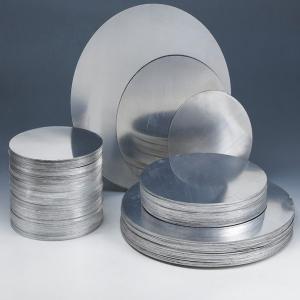 China Reflective Aluminum Circle Sheet O Temper 1050 / 1100 / 3003 Road Safety Sign on sale