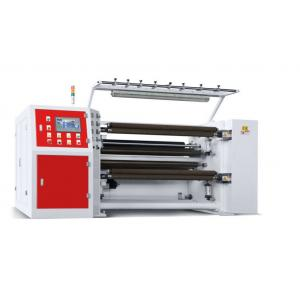 China LC-GS1300 PLC control high speed slitting machine economical type speed 350m/min 2016 new arrival paper roll laser film on sale