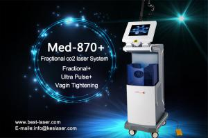 China Face Skin CO2 Fractional Laser Machine , CO2 Laser Skin Resurfacing on sale