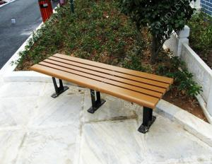 China outdoor wooden Bench OLDA-8009 145*40*41CM on sale