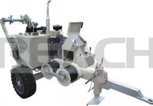 China Hydraulic Puller/Winch for Conductor During Tension Stringing of Tower Erection in Fieldwork on sale