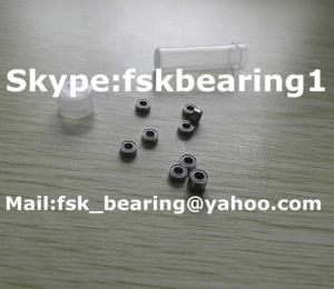 China Roulements à billes micro profonds minuscules roulement à billes MR83zz de cannelure pour le moteur micro on sale