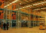 200 kilogramos por la plataforma de varias filas del almacenamiento del entresuelo del sistema del tormento de Sqm para la compañía mueblera